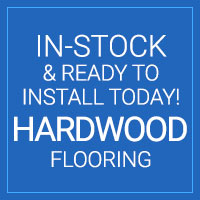 In-stock hardwood at Anniston Floors To Go.